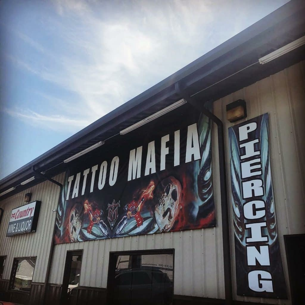 TATTOO MAFIA, INC. Dover, DE Studio Front 1