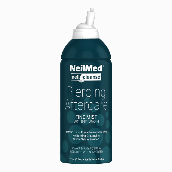 TATTOO MAFIA, INC. NeilMed FineMist 177ml piercing aftercare Dover, DE