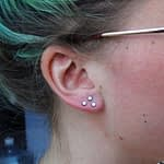 Robert Chambers Body Piercer triple lobe